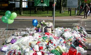 Woolwich attack: police wait to question two suspects