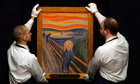 Edvard Munch's painting