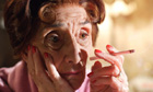 Dot Cotton enjoys another Lambert & Butler in EastEnders. Photograph: Adam Pensotti