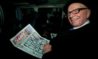 Rupert Murdoch plans to 'poison' News Corp takeover bids