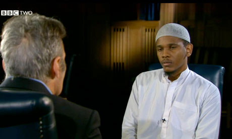Woolwich suspect's friend arrested after appearing on Newsnight Man detained after claiming on television that Michael Adebolajo was tortured in Kenya and harassed by MI5 agents