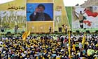 Hezbollah televised address