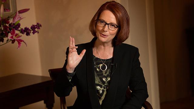 Julie Gillard