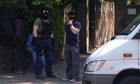 Woolwich murder: armed police arrest man on north London street