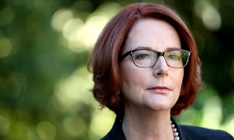 Prime Minister Julia Gillard announcing that betting odds advertising will be banned during the broadcast of live sport matches.