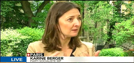 Karine Berger MP