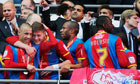 Steve Parish discusses plans for newly-promoted Palace