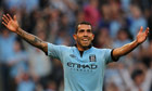 Carlos Tevez awaits decision over future at Manchester City