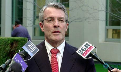 Attorney General Mark Dreyfus
