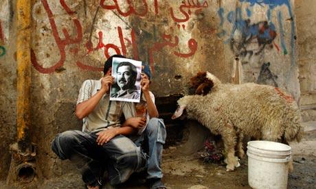Saddam is Here