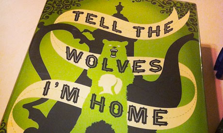 What are you reading today? Tell the Wolves I'm Home