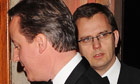 Cameron and Andy Coulson