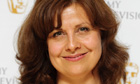 Rebecca Front: 'In the acting profession looks are important, particularly for women, but I think a combination of being in comedy and living in the UK means things are more laid-back than they might be.' Photograph: Rex