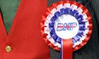 A BNP rosette