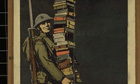 'Books Wanted' poster from IWM London