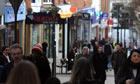 Yeovil town centre