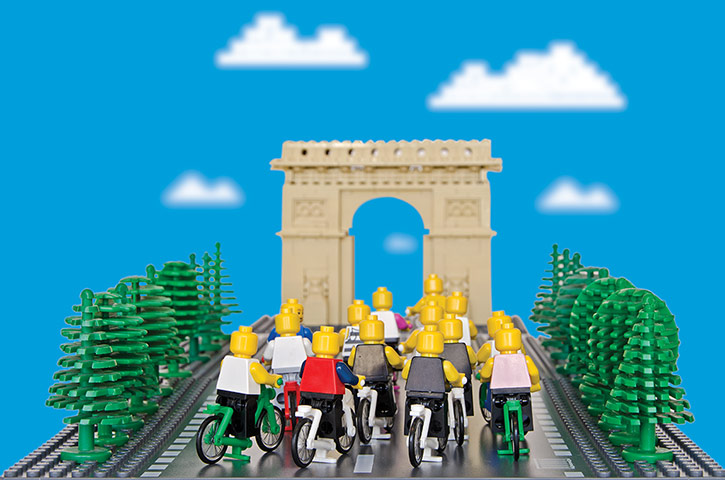 From the taj mahal to olympic park lego rebuilds the world ourdailyread - Lego architecture tour de pise ...