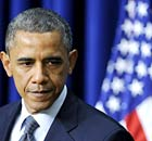 Barack Obama crowdfunding charities