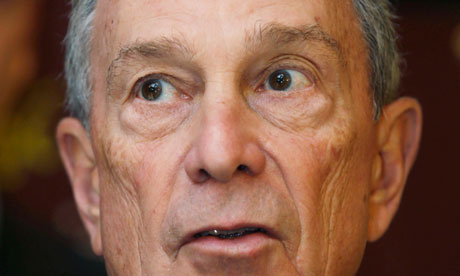 Letters containing ricin sent to NY Mayor Michael Bloomberg