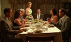 Dinner scene from Mad Men