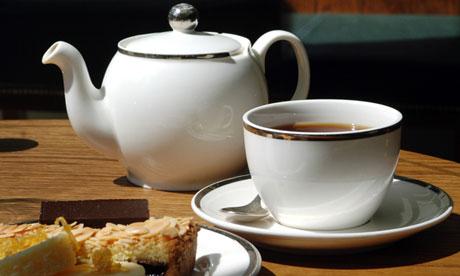چای و کیک