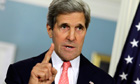 Kerry: Syria developments 'threaten to put settlement out of reach'