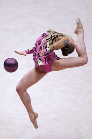 Th Rhythmic Gymnastics European Championship In Vienna Austria