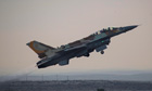 Israeli warplanes bomb Syrian weapons convoy to Lebanon, say officials