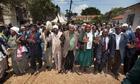 Kenyan Mau Mau war veterans
