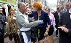 Mary Portas show lobbied government officials tax payer funds