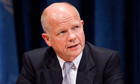 William Hague rejects calls for change in Downing Street tactics