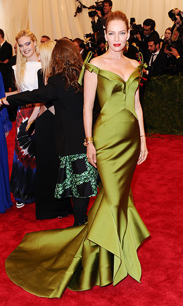 met ball  MET BALL 2013 | WHO WORE WHAT Met Ball  013