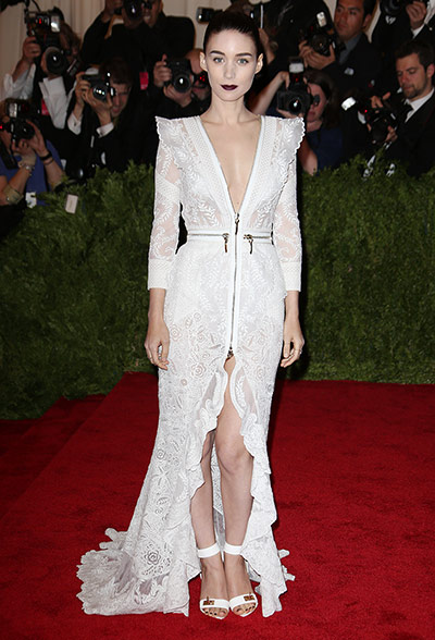 met ball  MET BALL 2013 | WHO WORE WHAT Met Ball celebrating the  002