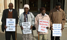 Kenyans sue British government
