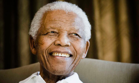 Nelson Mandela obituary | World news