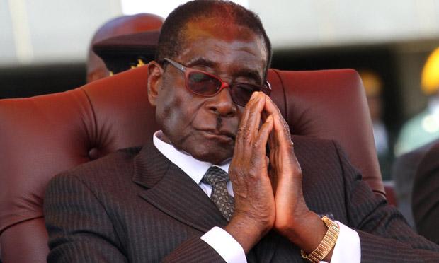 Zimbabwe: Solomon Madzore denies calling Robert Mugabe 'limping donkey' | World news | The Guardian - Robert-Mugabe-011