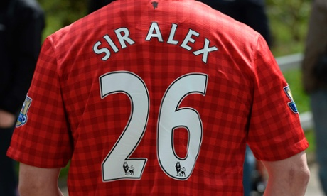 Sir Alex retires