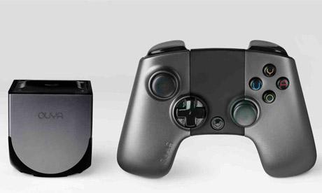 Ouya games console follows Ouya Console
