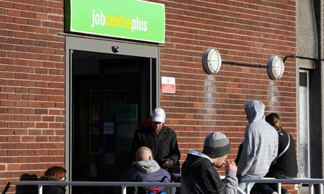 A Job Centre Plus