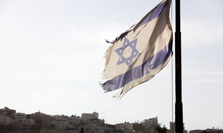 Church of Scotland bends to Israel