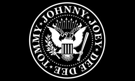 Vegas Logo Font Arturo Vega The Ramones Logo
