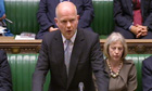 Foreign secretary William Hague told MPs laws on data handling may need to be updated