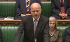 William Hague said the UK had 'one of the strongest systems of checks and balances for intelligence'
