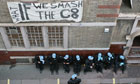 G8 protest
