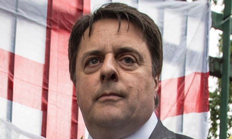 BNP leader Nick Griffin attacked British calls to arm Syrian rebels