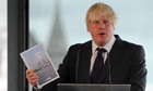 Boris Johnson launches his 2020 Vision plan for London