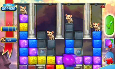 King hopes Pet Rescue Saga will be a Candy Crush Saga-sized mobile hit