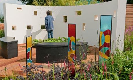 how to build a sensory garden at your school teacher