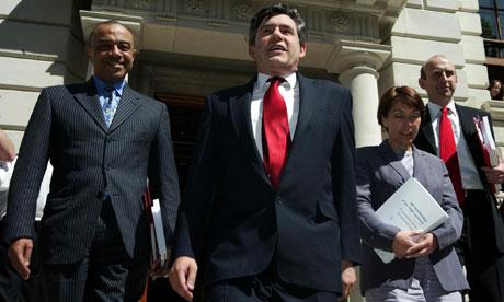 Gordon Brown: 'not yet' to the euro