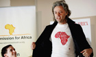 Bob Geldof Launches 'Our Common Interest' Book